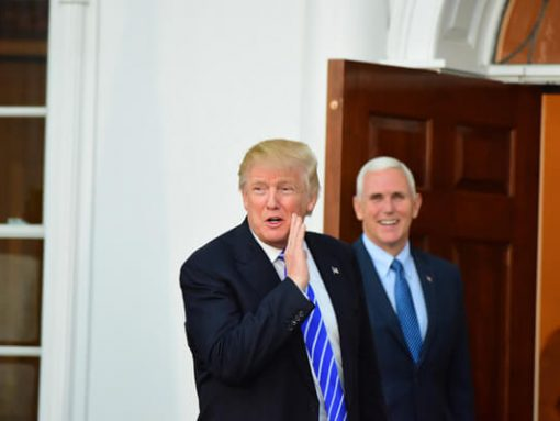 Online gambling letter to Trump Pence