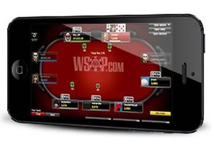 legal NJ online poker WSOP