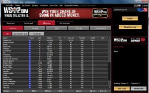 wsop nj online poker tournaments