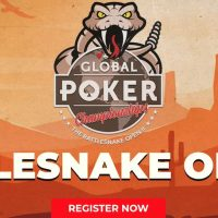 Global Poker Rataatlesnake Open II