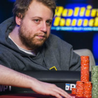 Joe McKeehen became the first Main Event winner to also win an online bracelet.