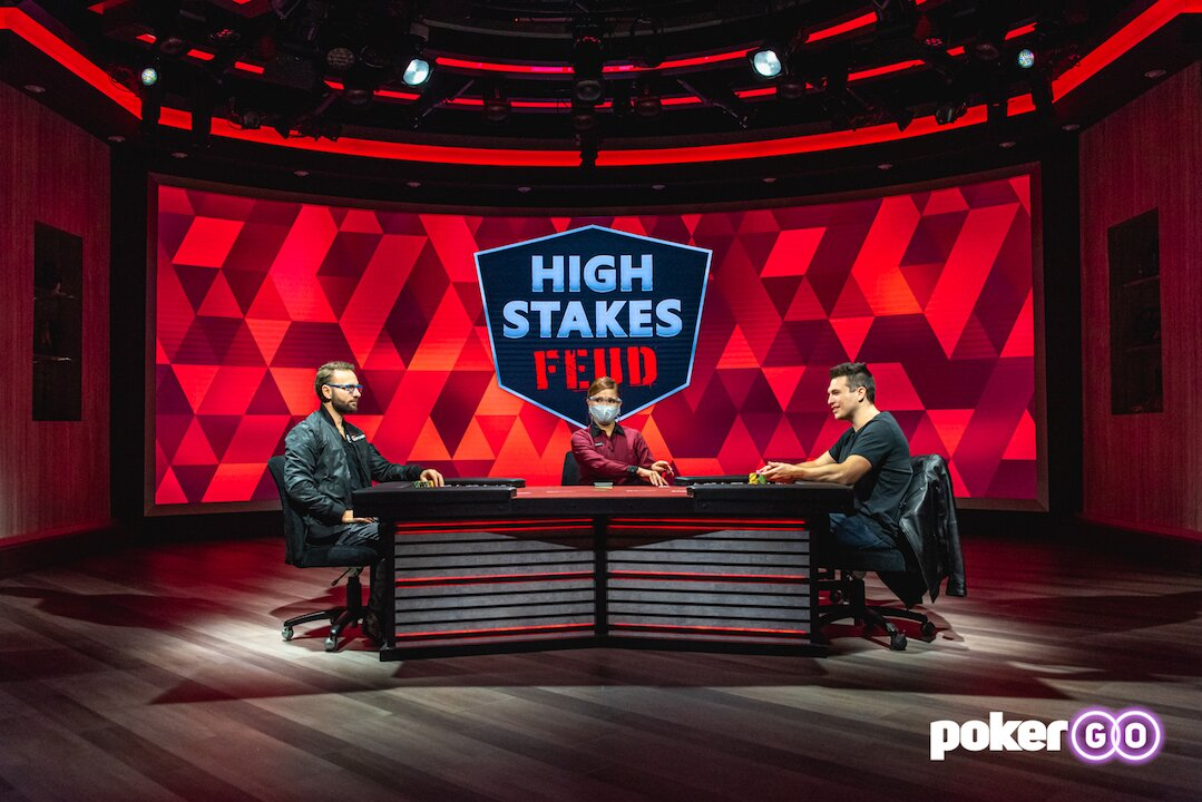 A look at the action from the PokerGO Studio in Las Vegas.
