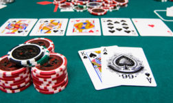The live poker industry is slowly returning to normal as many casinos remove masks from tables and begin making masks optional.