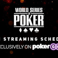 The WSOP returns soon and PokerGO officially released its streaming schedule last week with coverage of 26 bracelet events on tap.